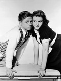 Love Finds Andy Hardy, Mickey Rooney, Judy Garland, 1938 Foto