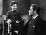 Goodbye, Mr. Chips, Terry Kilburn, Robert Donat, 1939 Photo