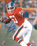 Randy Gradishar (Denver Broncos) Autographed Photo (Hand Signed Collectable) Photo