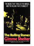 Gimme Shelter, Rolling Stones, 1970 Posters