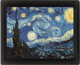 Van Gogh (Starry Night) Posters