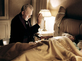The Exorcist, Max Von Sydow, Linda Blair, 1973 Photo