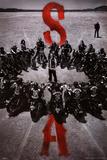 Sons of Anarchy - Bike Circle Kunstdrucke