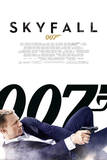 Skyfall Poster 007 James Bond Poster