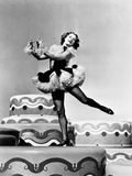 Broadway Melody Of 1940, Eleanor Powell, 1940 Print