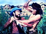 Apache, John McIntire, Burt Lancaster, 1954 Photo