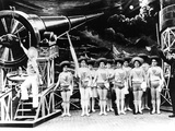 A Trip To The Moon, (AKA Le Voyage Dans La Lune), 1902 Photo
