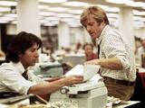 Alle præsidentens mænd, Dustin Hoffman, Robert Redford, 1976 Poster