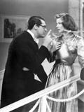 Bringing Up Baby, Cary Grant, Katharine Hepburn, 1938 Print