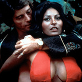 Foxy Brown, Peter Brown, Pam Grier, 1974 Fotografia