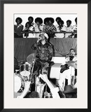 James Brown. - 1974 Framed Photographic Print by Norman Hunter