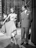 Three Little Words, Arlene Dahl, Red Skelton, 1950 Plakater