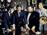 The Time Machine, Whit Bissell, Rod Taylor, Sebastian Cabot, Tom Helmore, 1960 Photo