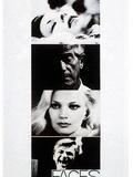 Faces, John Marley, Gena Rowlands, Seymour Cassel, 1968 Photographie