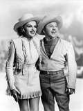 Girl Crazy, Judy Garland, Mickey Rooney, 1943 Prints