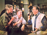 Hatari!, Hardy Kruger, Red Buttons, John Wayne, 1962 Prints