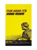 Easy Rider, Peter Fonda, 1969 Poster