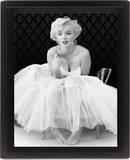 Marilyn Monroe (Ballerina) Affiches