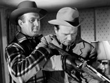 Border Incident, Howard DaSilva, Charles McGraw, 1949 Print