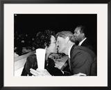 Daisy Bates - 1987 Framed Photographic Print by Vandell Cobb