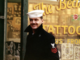 The Last Detail, Jack Nicholson, 1973 Photo