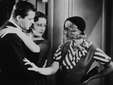 Three On A Match, Lyle Talbot, Ann Dvorak, Joan Blondell, 1932 Print
