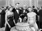 Three Little Words, Arlene Dahl, Red Skelton, Fred Astaire, Vera-Ellen, 1950 Posters