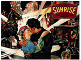 Sunrise (AKA Sunrise: A Song Of Two Humans), Janet Gaynor, George O'Brien, 1927 Posters