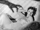 The Cat And The Canary, Paulette Goddard, 1939 Prints