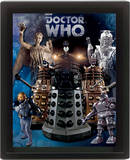 Doctor Who - Série télé Poster
