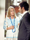 The Long Goodbye, Nina Van Pallandt, Elliott Gould, 1973 Photographie