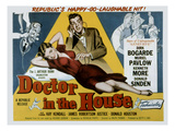 Doctor In The House, Kenneth More, 1954 Posters