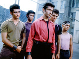 West Side Story, George Chakiris, 1961 Print