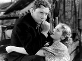Man's Castle, Spencer Tracy, Loretta Young, 1933 Photo