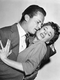 Kiss Me Deadly, Ralph Meeker, Cloris Leachman, 1955 Prints
