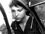 Au Hasard Balthazar, Anne Wiazemsky, 1966 Photo