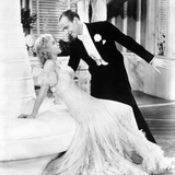 The Gay Divorcee, Ginger Rogers, Fred Astaire, 1934 Poster