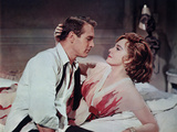 Sweet Bird Of Youth, Paul Newman, Geraldine Page, 1962 Photo