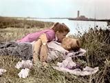Summertime, Katharine Hepburn, Rossano Brazzi, 1955 Poster