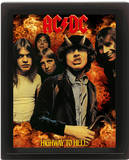 Acdc (Highway to Hell) Prints