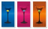 Martini Glass Prints