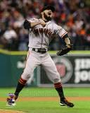 MLB Sergio Romo Celebrates Winning Game 4 of the 2012 World Series Photo