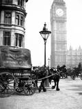Big Ben, London, c. 1900s Prints