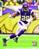 Adrian Peterson 2012 Action Photo