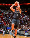 Deron Williams 2012-13 Action Photo