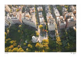 Tilt Shift Upper West Side II Limited Edition by Richard Silver