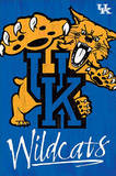 University of Kentucky Wildcats Logo Posters