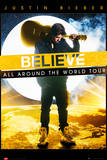 Justin Bieber World Tour Kunstdrucke