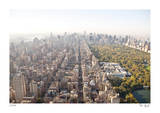 Tilt Shift Madison Ave Central Park Limited Edition by Richard Silver