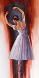 Ballet Dream Art by Ron Di Scenza